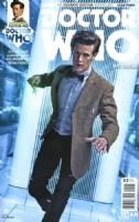Doctor Who The Eleventh Doctor Adventures: Year Three #2 (Cover B)